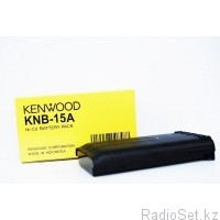 Аккумулятор KNB-15A для Kenwood TK-2107 / TK-3107